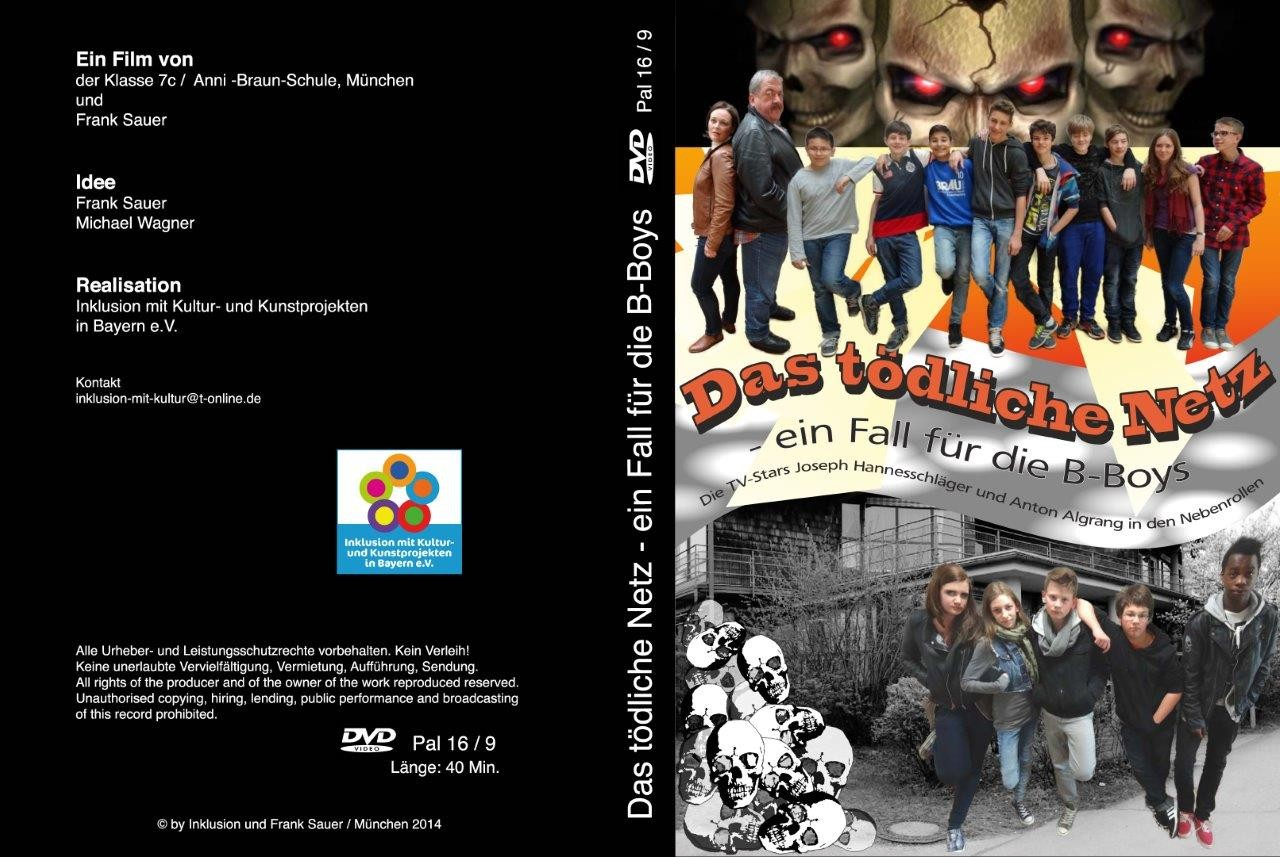 DVD-Cover B-Boys